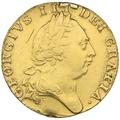 1789 George III Gold Guinea - Fine