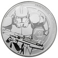 2019 Star Wars™ 1oz Silver Clone Trooper Coin
