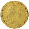1791 George III Guinea Gold Coin