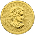 2008 1oz Canadian Maple Gold Coin 99999