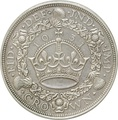 1931 George V Proof Crown (Christmas Crown) - Good Very Fine