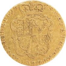 1775 George III Gold Shield Guinea