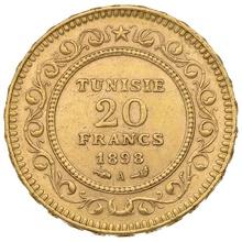 20 Tunisian Francs
