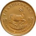 1985 Quarter Ounce Gold Krugerrand