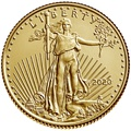 2020 Tenth Ounce American Eagle Gold Coin