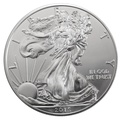 2015 1oz American Eagle Silver Coin