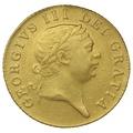 1813 Rare George III Military Guinea Gold Coin