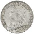 1898 Victoria Silver Shilling