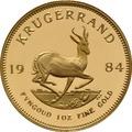 1984 1oz Gold Proof Krugerrand