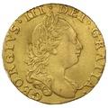 1786 George III Gold Half Guinea