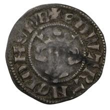 1307-9 Edward II Silver Penny - London Class 11a