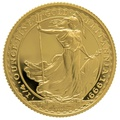 1999 Quarter Ounce Proof Britannia Gold Coin
