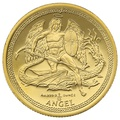 Piedfort 1/10th (1/5th) Ounce 2008 Angel Gold Coin