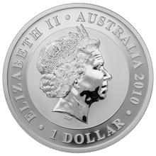 2010 1oz Silver Australian Koala
