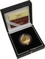 2006 £2 Two Pound Proof Gold Coin: Brunel, Achievements Boxed