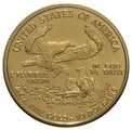 1987 Quarter Ounce Eagle Gold Coin MCMLXXXVII