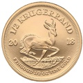 2018 Proof Half Ounce Krugerrand Gold Coin