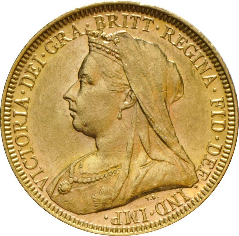 Sovereign - Victoria, Old Head