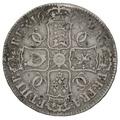 1696 William III Silver Crown OCTAVO