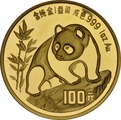 1990 1oz Gold Chinese Panda Coin