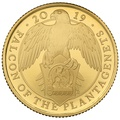 2019 1/4oz Quarter Ounce Proof Falcon Gold Coin Queen's Beasts