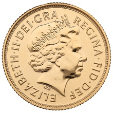 2014 Gold Sovereign - Brilliant Uncirculated -Boxed
