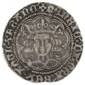 Henry VI Fourpence - Very Fine {16A}