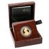 2015 £2 Two Pound Proof Gold Coin Definative Britannia Boxed