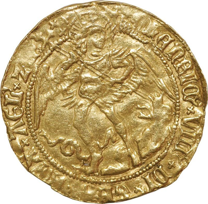 Henry VIII Angel - Good Fine