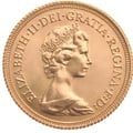 Sovereign - Elizabeth II, Decimal Portrait
