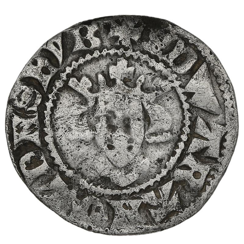 1272-1307 Edward I Hammered Silver Penny - London