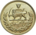 5 Pahlavi Mohammed Reza Shah 1945 - 1979