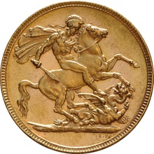Sovereign - Victoria, Jubilee Head