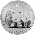 2011 1oz Silver Chinese Panda