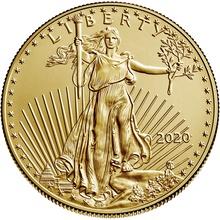 2020 1oz American Eagle Gold Coin