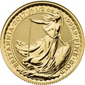 2017 Half Ounce Britannia Gold Coin