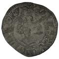 1307-1327 Edward II Silver Penny. Canterbury. Class 11b