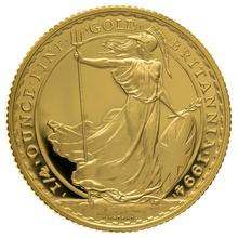 1994 Quarter Ounce Proof Britannia Gold Coin