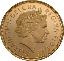 1998 £2 Two Pound Proof Gold Coin (Double Sovereign)