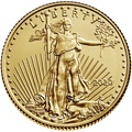 2020 Quarter Ounce American Eagle Gold Coin