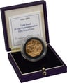 Gold Proof 1994 Fifty Pence Piece - D-Day Commemorative Boxed
