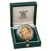 1987 £2 Two Pound Double Sovereign Proof Gold Coin Boxed