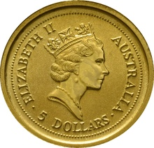 Twentieth Ounce Gold Australian Nugget Best Value