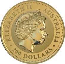 2004 2oz Gold Australian Nugget