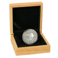 2020 1oz Austrian Philharmonic Silver Coin Gift Boxed