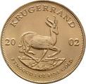 2002 1oz Gold Krugerrand