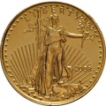2008 Tenth Ounce Eagle Gold Coin