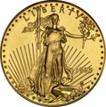 1995 Half Ounce Eagle Gold Coin