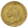 1759 George II Gold Guinea