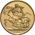 2015 Gold Sovereign - Brilliant Uncirculated
